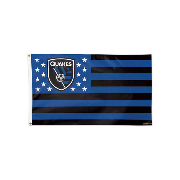 San Jose Earthquakes Americana Flag