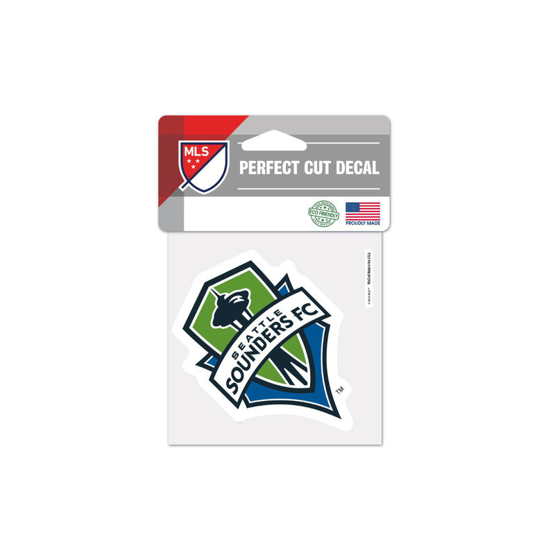 "Seattle Sounders 4""x4"" Decal"