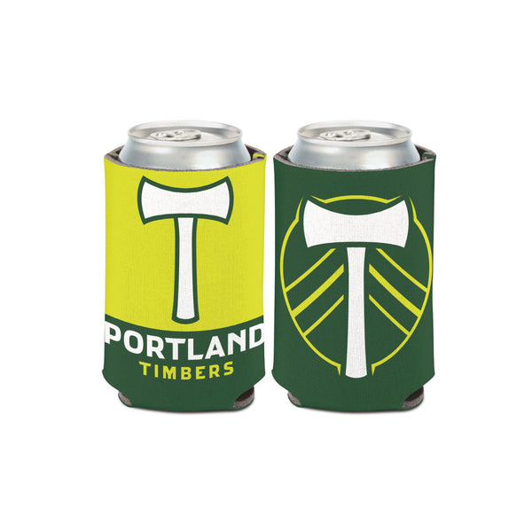 Portland Timbers Green Can Cooler