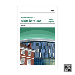 White Hart Lane Print