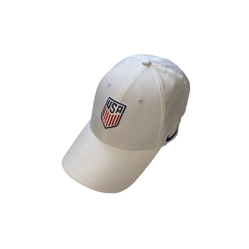 USA Dri-FIT Hat White