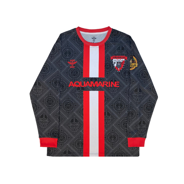 Valhalla FC Long Sleeve  Black Kit