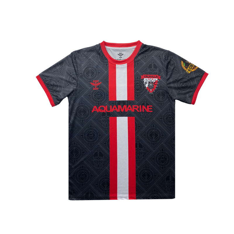 Valhalla FC Black Kit