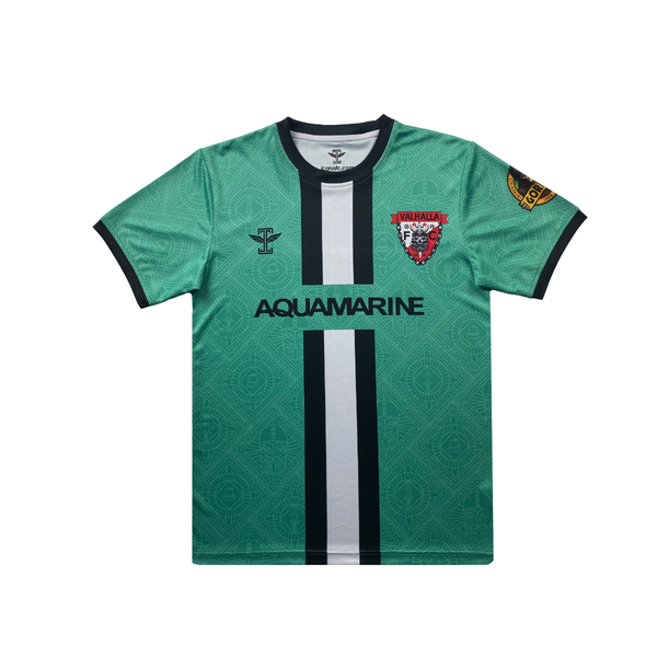 Valhalla FC Green Kit