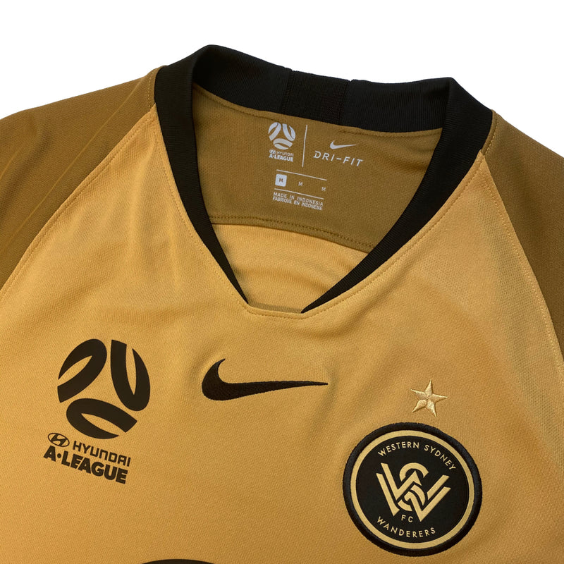 Western Sydney Wanderers Away Kit 2019/2020