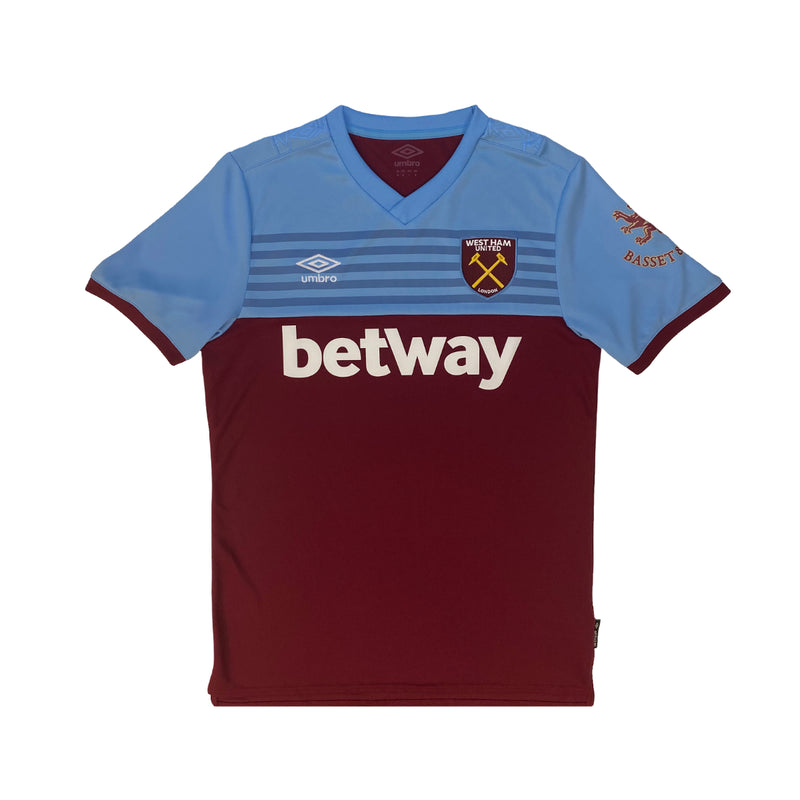 West Ham Home Kit 2019/20