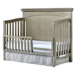 Evolur Catalina Flat Top Collection 4 in 1 Convertible Crib - bestnurseryfurniture.com