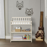 2-in-1 Ashton Changing table - bestnurseryfurniture.com