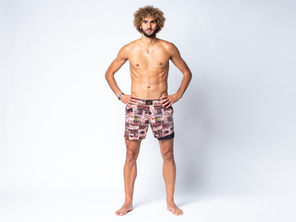 Premium Shorts Marouane Fellaini GOLD Edition