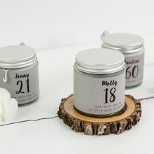 Load image into Gallery viewer, 18th Birthday Scented Candle