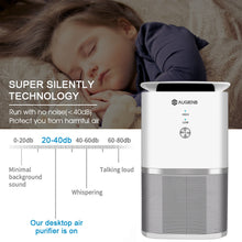 Load image into Gallery viewer, Air Purifier with True Hepa Filter - Holiday Sale 60% Off