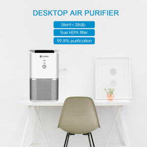 Air Purifier with True Hepa Filter - Holiday Sale 60% Off
