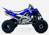 Yoshimura Signature Series RS-2 Exhaust System, Yamaha Raptor 700, 2006-2014