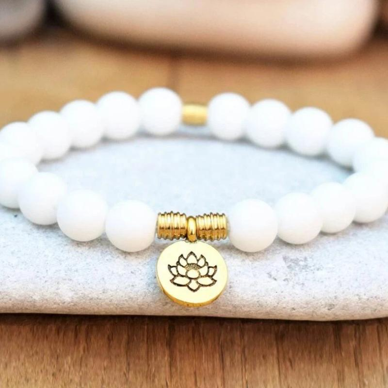 White Lotus Bracelet Myspirituals