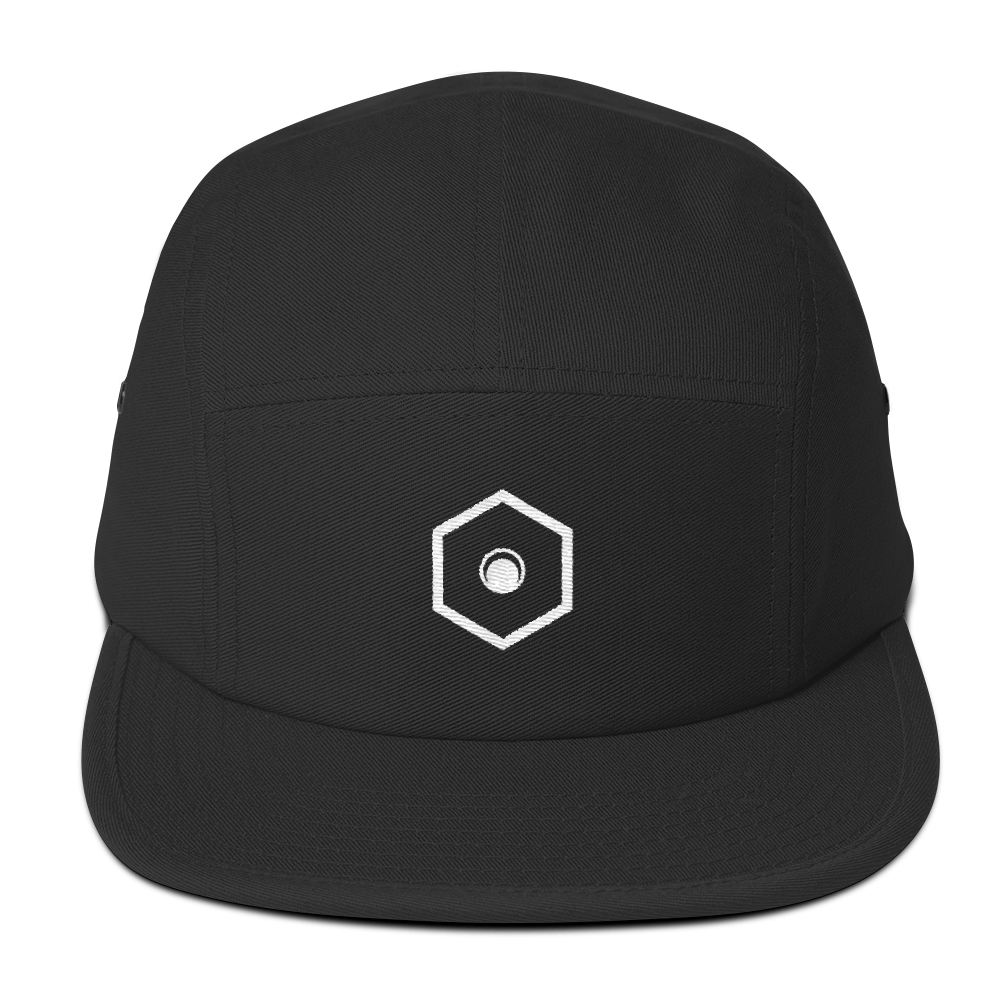 Five Panel Logo Cap