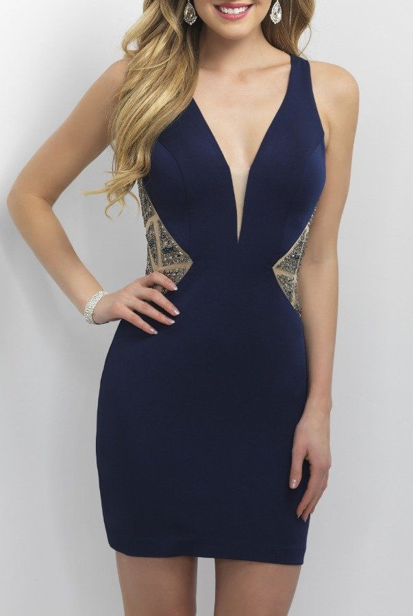 Jersey Bodycon Dress