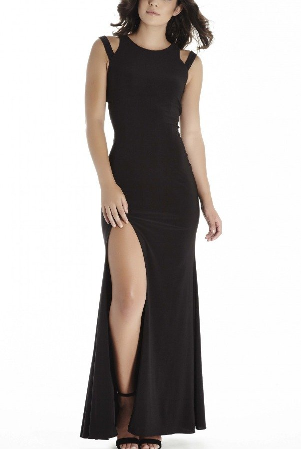 High Slit Gown
