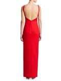 Bethany Column Gown