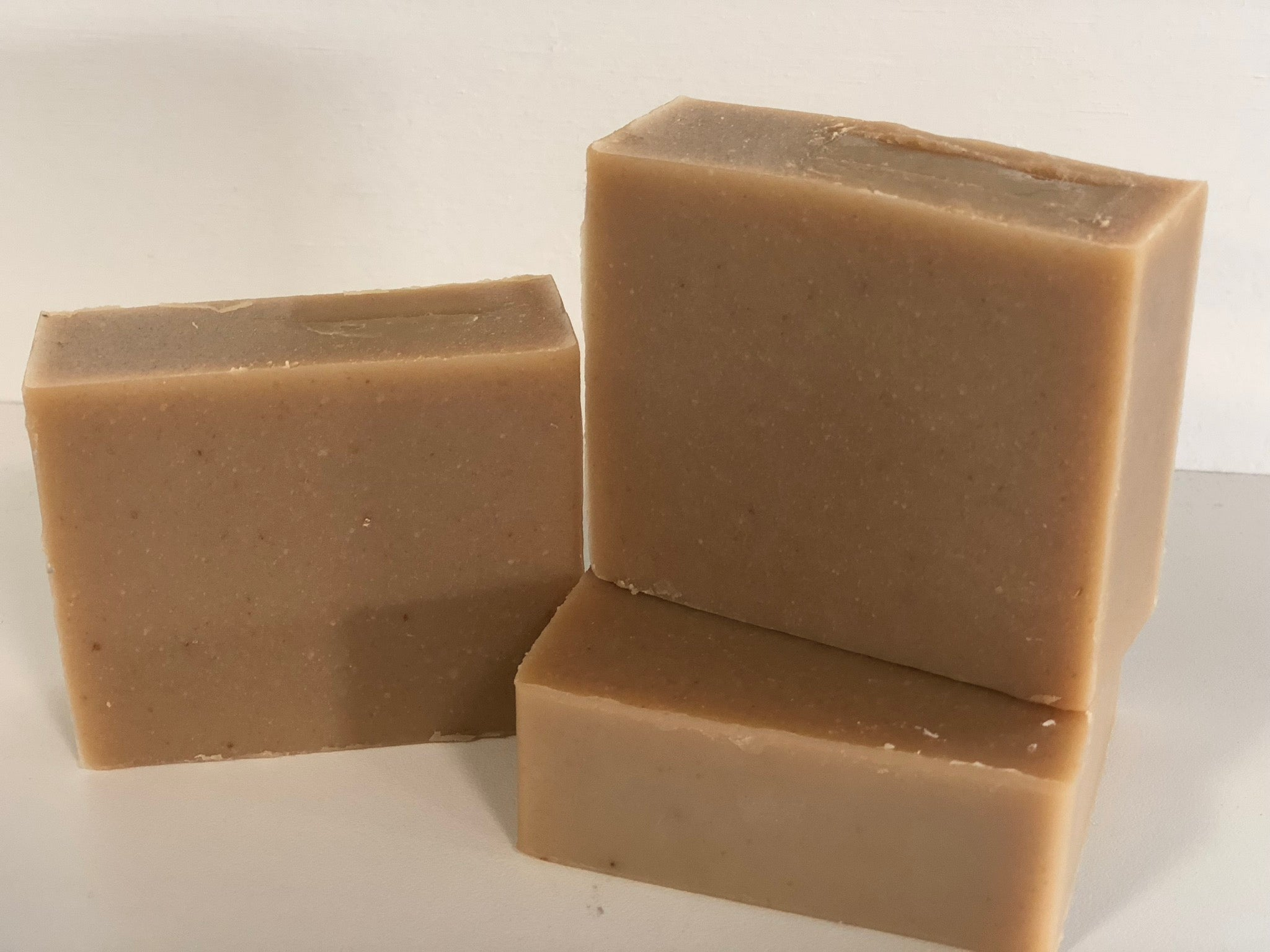 Oatmeal, Milk and Honey Artisan Bar Soap