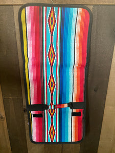 Serape Traveling Hanging Bag