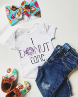 """Donut Care"" Custom Shirt"