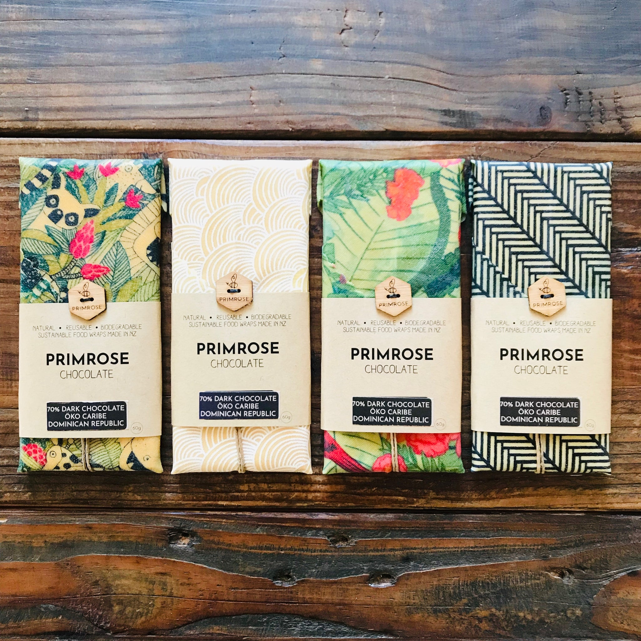 Ethical Chocolate with Ethical Packaging
