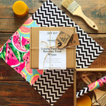 DIY Create Your Own Beeswax Food Wraps