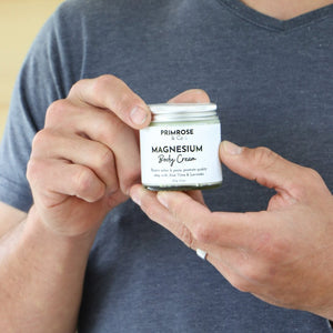 Magnesium Body Cream