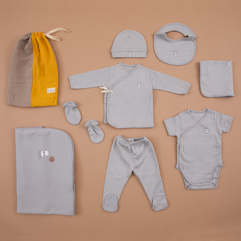 ESSENTIAL NEW BORN PACK