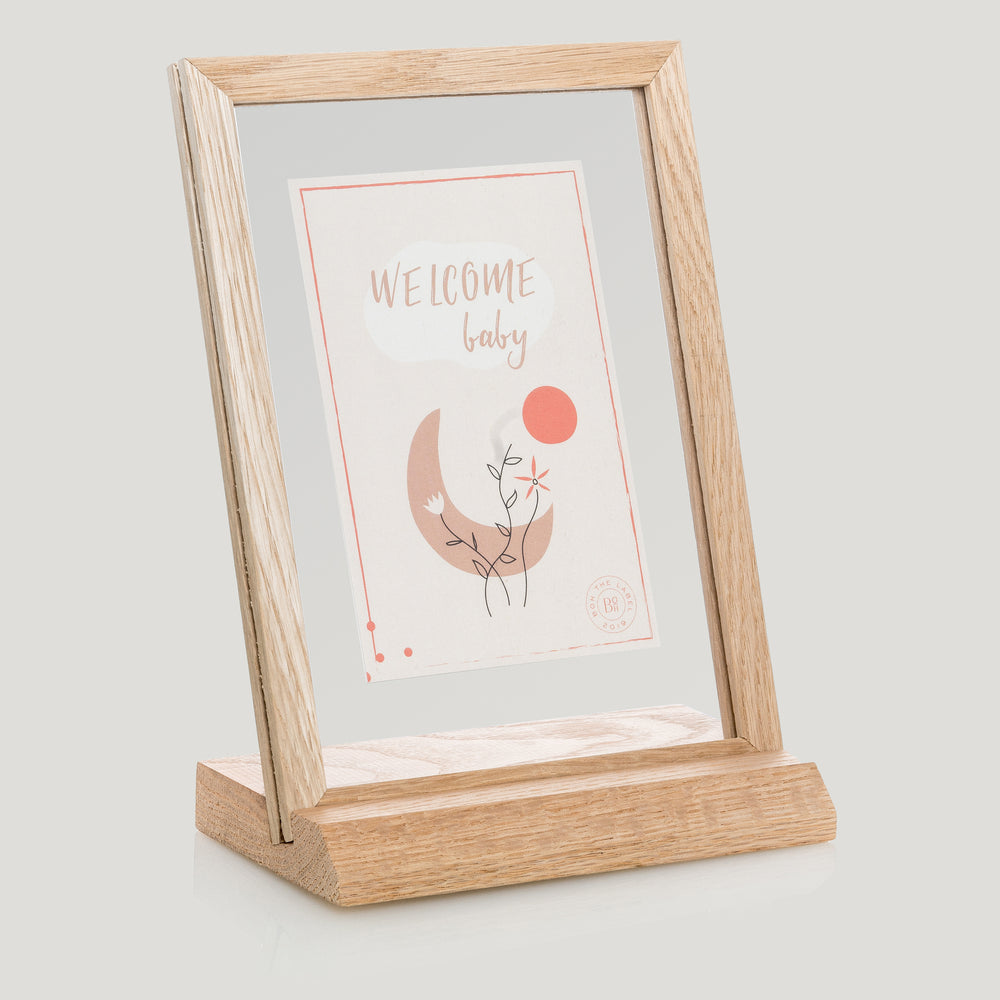 WELCOME BABY FRAME
