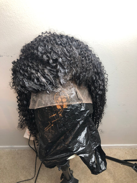 Frontal Wig Construction