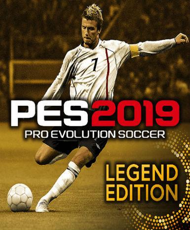 Pro Evolution Soccer 2019 (Legend)