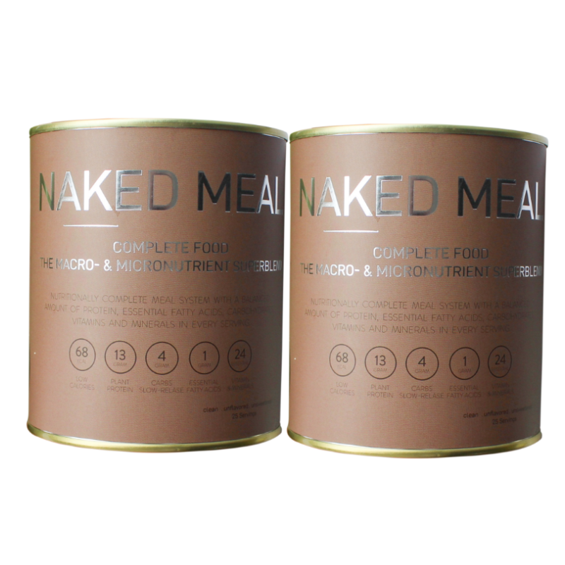Project B Naked Meal