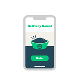 Contact us at Delivery Hound!
