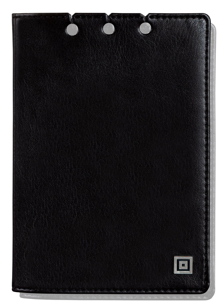 Pocket Calendar Cover Classic, Black