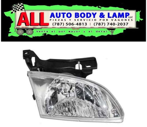 CHEVROLET CAVALIER 00-02 HEAD LAMP RH