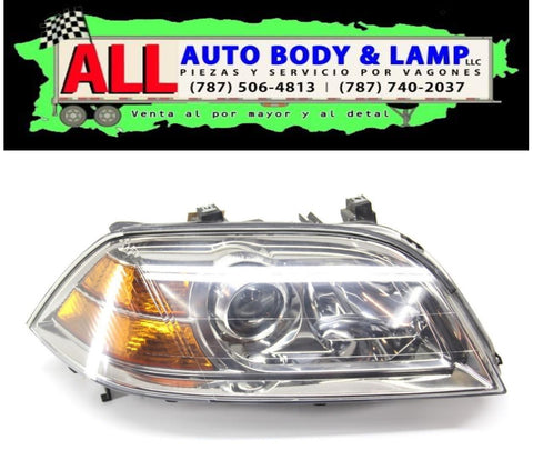 ACURA MDX 04-06 HEAD LAMP RH