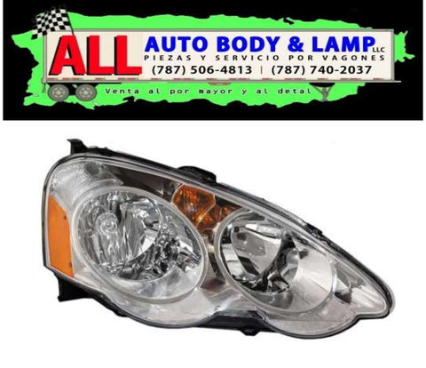 ACURA RSX 02-04 HEAD LAMP RH