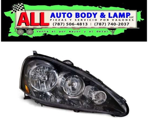 ACURA RSX 05-06 HEAD LAMP RH