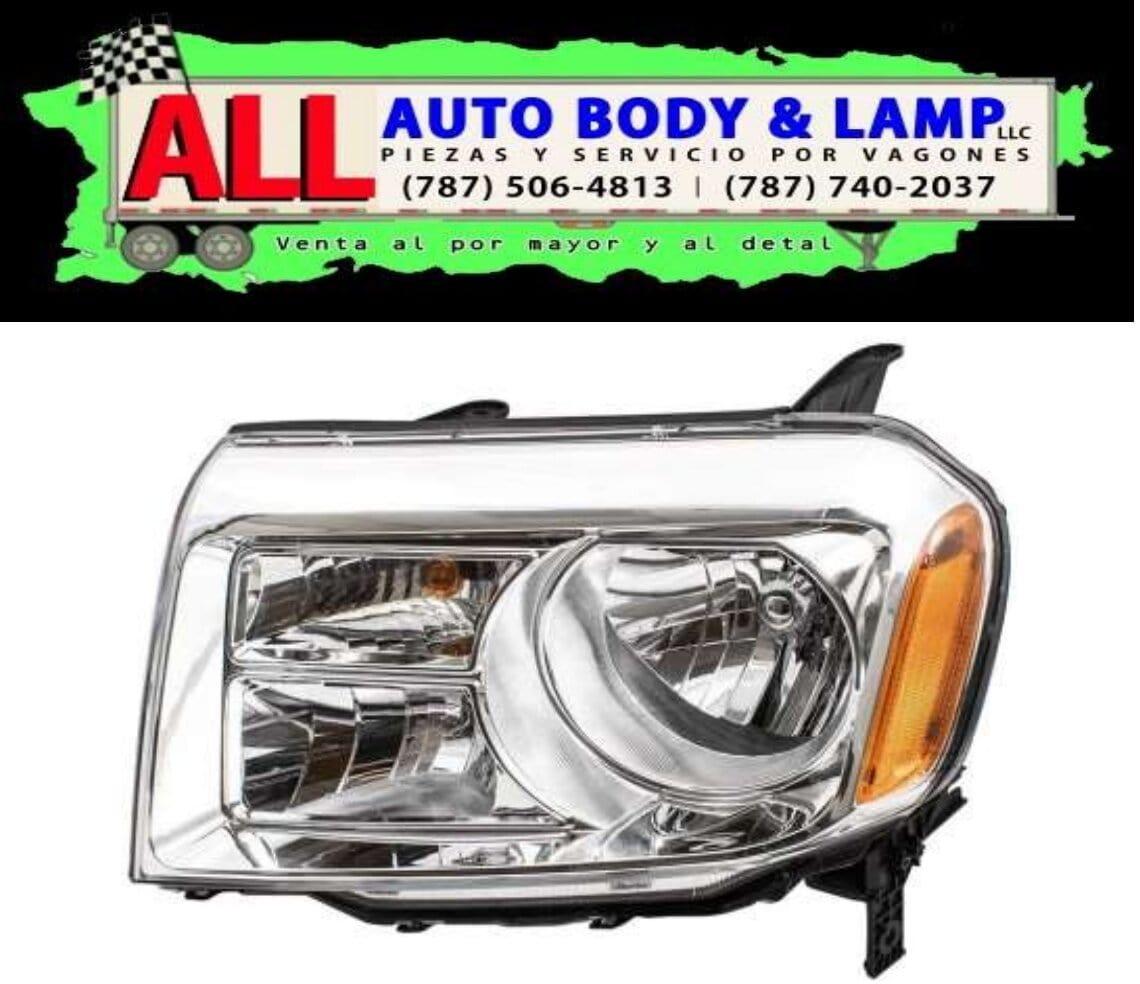HONDA PILOT 12-15 HEAD LAMP LH