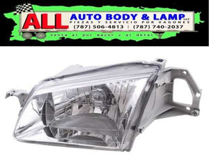 MAZDA PROTEGE 99-00 HEAD LAMP LH