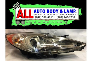 HYUNDAI SONATA 11-14 HEAD LAMP RH SE / LIMITED