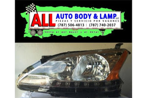 NISSAN SENTRA 13-15 HEAD LAMP LH