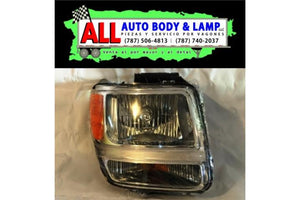 DODGE NITRO 07-11 HEAD LAMP RH