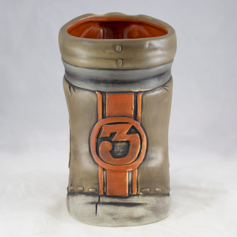 Full Throttle Tiki Mug