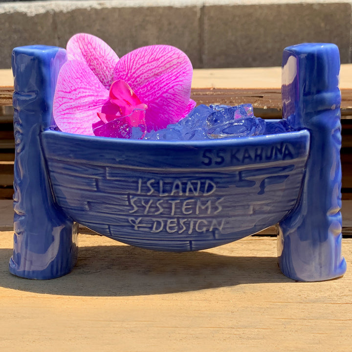 Island Systems Boat Bowl - Treasure Chest Item
