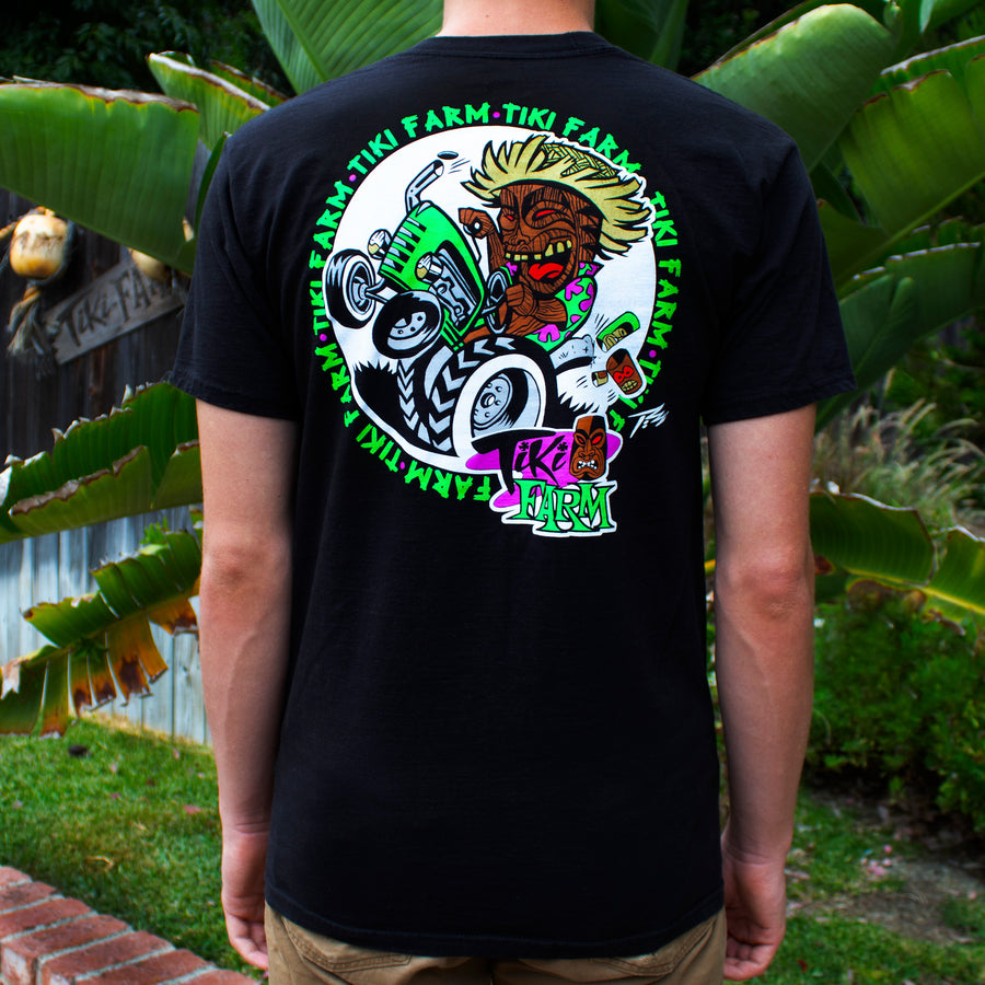 Tiki Farmer T-Shirt