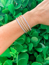 DOUBLE DIAMOND BANGLE- PRE ORDER