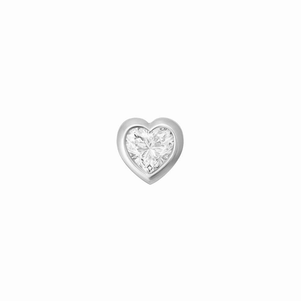 SKINNY SILVER FANCY HEART (WHITE)