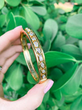 FANCY SHAPE CHARM BANGLE- PRE ORDER